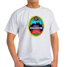 Czech Beer Label 9 T-Shirt