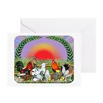 Farm Animals Greeting Cards (Pk of 20)