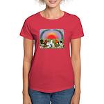 Farm Animals Women's Dark T-Shirt