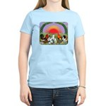 Farm Animals Women's Light T-Shirt