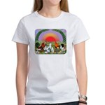 Farm Animals Women's T-Shirt