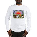 Farm Animals Long Sleeve T-Shirt