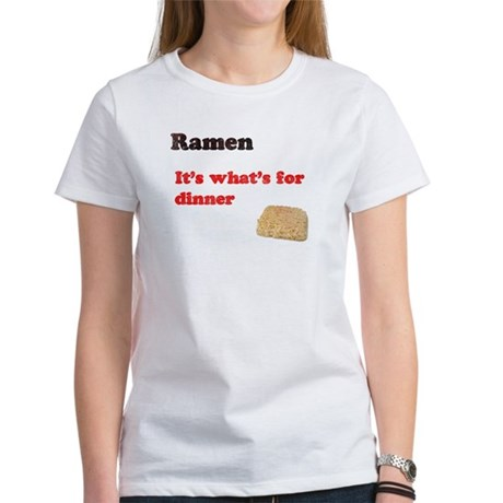 Ramen (Retro Wash) Women's T-Shirt