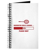 Badminton Skills Loading Journal