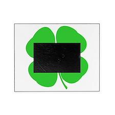 Four Leaf Clover Picture Frame