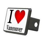 ilovevancouver.png Rectangular Hitch Cover