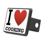 i-love-cooking.png Rectangular Hitch Cover