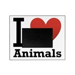 i-love-animals.png Picture Frame