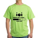 Bowling Skills Loading T-Shirt