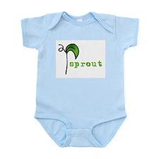 Funny Punk baby Infant Bodysuit