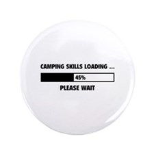 "Camping Skills Loading 3.5"" Button"