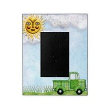 Harvest Moons Truck Picture Frame