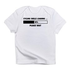Cycling Skills Loading Infant T-Shirt