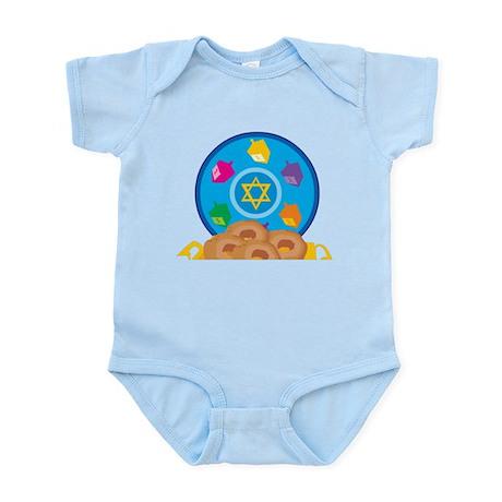 Doughnut Infant Bodysuit
