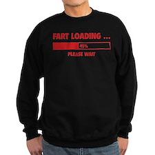 Fart Loading Sweatshirt