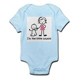 Little Cousin - Stick Figures Onesie