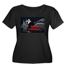 Haunted House Halloween T