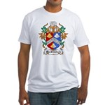 MacClintock Coat of Arms Fitted T-Shirt