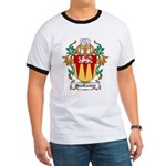 MacCashin Coat of Arms Ringer T