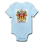 MacCashin Coat of Arms Infant Creeper