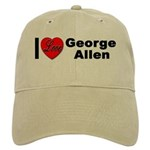 I Love George Allen Cap