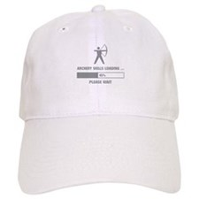 Archery Skills Loading Baseball Cap