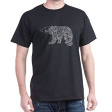 Celtic Polar Bear T-Shirt