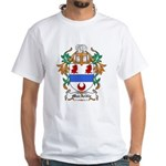 MacArdle Coat of Arms White T-Shirt