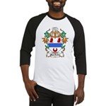 MacArdle Coat of Arms Baseball Jersey