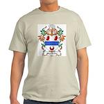 MacArdle Coat of Arms Ash Grey T-Shirt