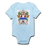 MacArdle Coat of Arms Infant Creeper