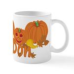 Halloween Pumpkin Don Mug