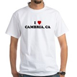 I Love CAMBRIA Shirt