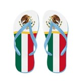 Mexican Mexico Mejico Mexicano Flip Flops