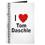 I Love Tom Daschle Journal