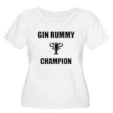 gin rummy champ T-Shirt
