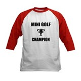 mini golf champ Tee
