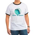 On Safari (Surfing) Ringer T