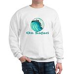 On Safari (Surfing) Sweatshirt