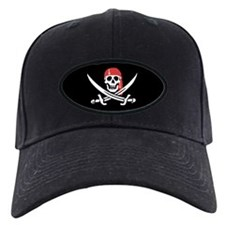 Unique Crossbones Baseball Hat