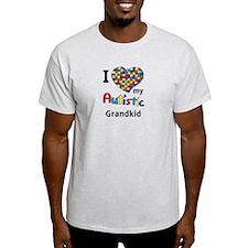 Autistic Grandkid T-Shirt