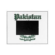Pakistan Coat Of Arms Picture Frame