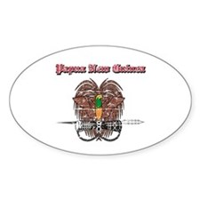Papau New Guinea Coat Of Arms Decal