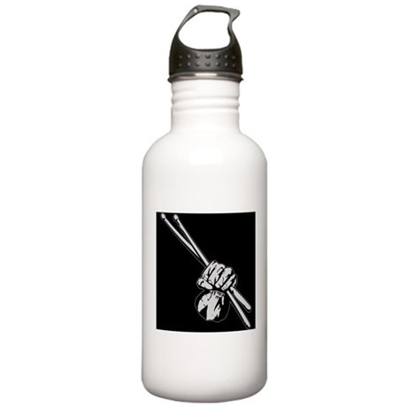 Drummers Rock! Stainless Water Bottle 1.0L