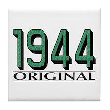 1944 Original Tile Coaster