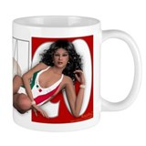 PINUP MUG - Girls of the World (Mexico)