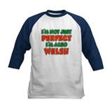 Not Just Perfect Welsh Tee