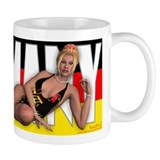 PINUP MUG - Girls of the World (Germany)