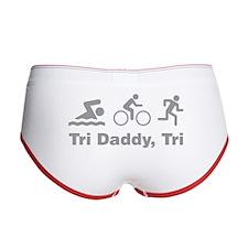 Tri Daddy, Tri Women's Boy Brief