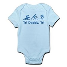 Tri Daddy, Tri Infant Bodysuit